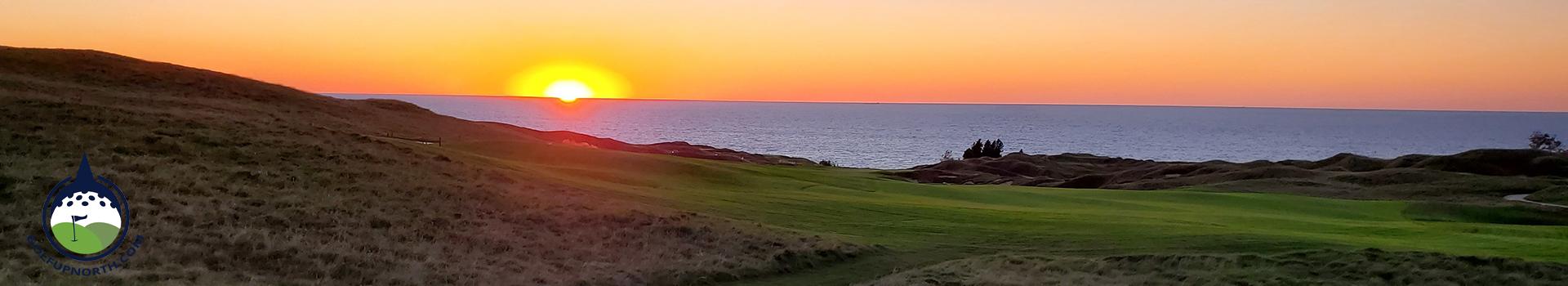 Golf Up North