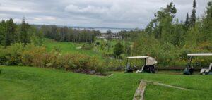 Golf Up North Wild Bluff Golf Course