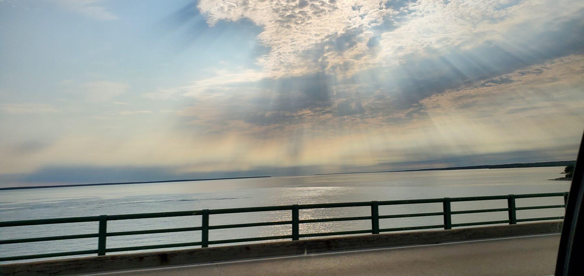 Golf Up North Mackinac Bridge