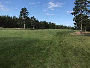 Golf Up North NMU golf course Fairway