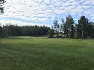 Golf Up North NMU Golf Course